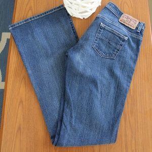 Express Flare Jeans Sz 6L
